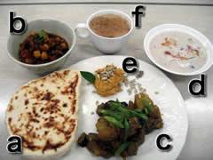インド料理2-1