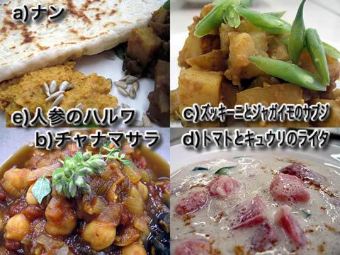 インド料理2-2